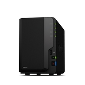 Synology 群暉科技 DiskStation DS218 NAS (2Bay/Realtek/2GB) 網路儲存伺服器(不含硬碟)