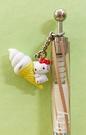 【震撼精品百貨】Hello Kitty 凱蒂貓~日本三麗鷗 KITTY 原子筆/中性筆-牛奶甜筒#69432