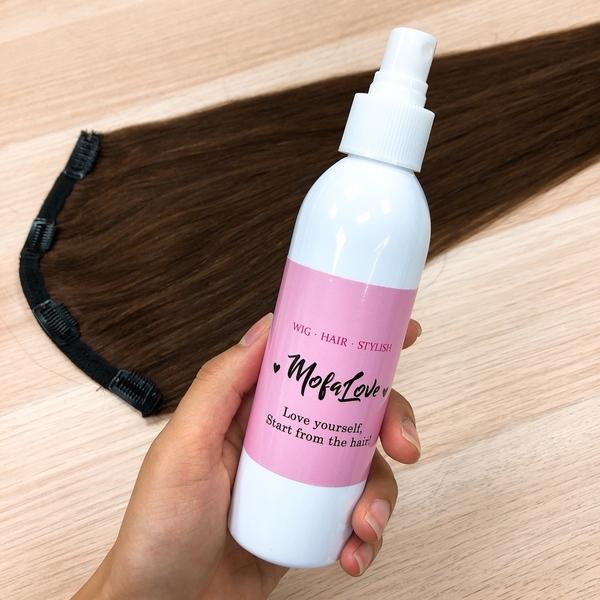 專業順髮露 真髮/假髮專用 防靜電 不打結 抗毛躁順髮液 200ML  魔髮樂