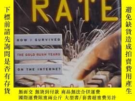 二手書博民逛書店英文原版罕見Burn Rate : How I Survived
