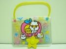 【震撼精品百貨】CorocoroKuririn 可樂鈴天竺鼠~透明卡片套證件夾小物袋『星』