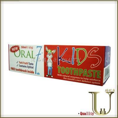 ★優品購健康★ 口立淨兒童牙膏 65g