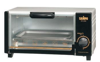 SAMPO 聲寶6L電烤箱 KZ-LA06 《刷卡分期0利率》