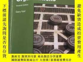 二手書博民逛書店Leadership罕見in Organizations (7th Edition)書內有劃線Y23470 G
