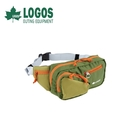 【LOGOS 日本 HIPBAG腰包 綠 】88250120/斜背包/腰包/休閒背包/小包