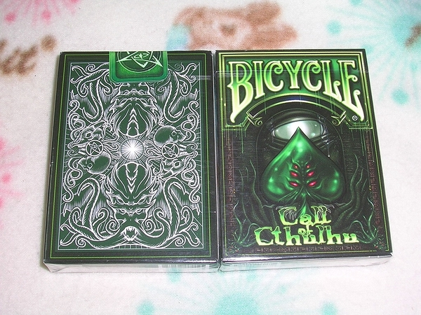 【USPCC 撲克】Call of Cthulhu - Ultra Limited Playing Cards