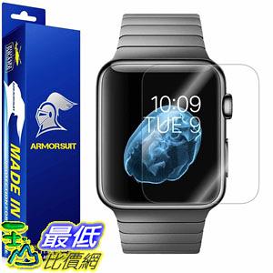 保護膜 Armorsuit Apple Watch Screen Protector(42mm Series 3  2 1) MilitaryShield Full Coverage