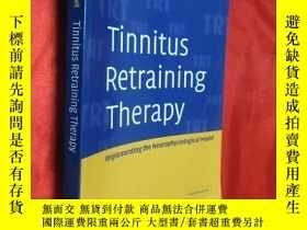 二手書博民逛書店Tinnitus罕見Retraining Therapy: Im