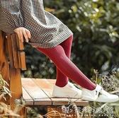 女童連褲襪夏款中厚兒童打底褲純棉外穿洋氣夏季白色襪 雙十二全館免運