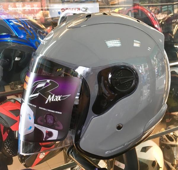 ONZA安全帽,MAX-R1,R7素/水泥灰