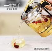 養生壺全自動加厚玻璃電熱燒水壺