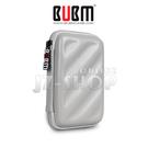 BUBM行動電源收納硬殼包 充電線 耳機...