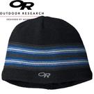 【Outdoor Research 美國 兒童 Spitsbergen Beanie 羊毛防風透氣 保暖帽 藍/黑】243626CA/保暖帽/毛帽