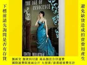 二手書博民逛書店The罕見Age of Innocence 純真 英文原版 經典
