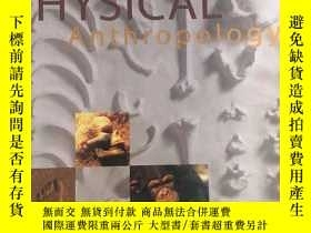 二手書博民逛書店physical罕見anthropology(7th editi