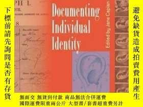 二手書博民逛書店Documenting罕見Individual IdentityY256260 Caplan, Jane; T