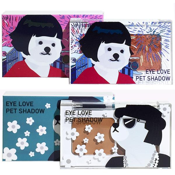 【韓國 MISSHA】最新限定 狗狗造型 雙色眼影盤 MISSHA x BEYOND CLOSET 兩款任選 現貨