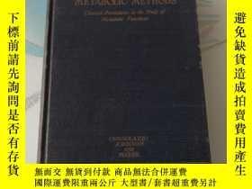 二手書博民逛書店METABOLIC罕見METHODS英文原版Y248636 出版