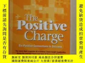 二手書博民逛書店英文原版罕見The Positive Charge by Bev