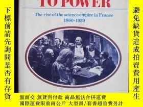 二手書博民逛書店From罕見Knowledge to Power: The Ri
