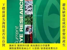二手書博民逛書店Current罕見Eye Research (Journal) 09 2012眼科學醫學學術論文考研Y1461