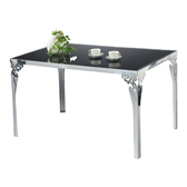 【YFS】柯帝士4.5尺餐桌-135x85x75cm
