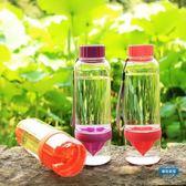 新年85折購 便攜杯創意榨汁檸檬杯夏季便攜隨手防漏水果杯可愛學生韓國女塑料水杯子