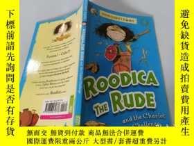 二手書博民逛書店Roodica罕見The Rude:魯迪卡粗魯Y200392