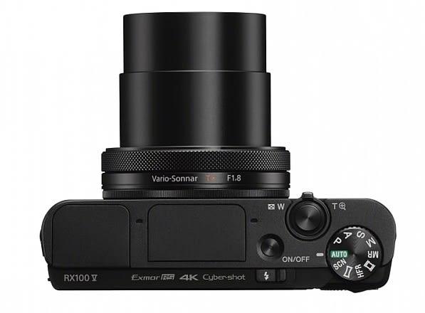 【震博】Sony RX100M5A(台灣索尼公司貨;送 NP-BX1原廠電池、保貼清潔組)