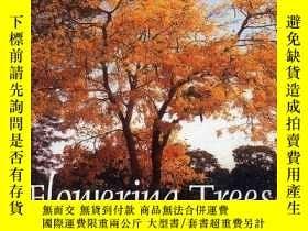 二手書博民逛書店Flowering罕見Trees: Shrubs & Climb