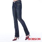 BOBSON 女款輕薄小喇叭褲(9097-53)