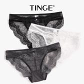 3條性感蕾絲內褲 女士超薄低腰無痕透氣純棉襠少女火辣鏤空三角褲