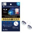 【2003940】柔軟型隱形口罩PM2.5 ( 3入)M