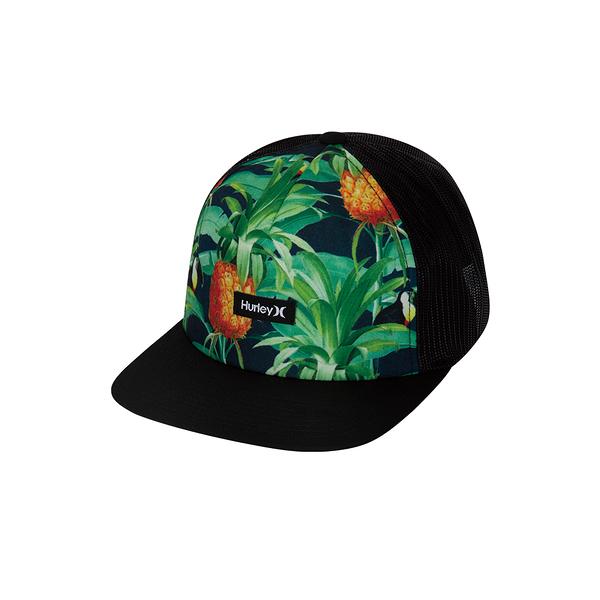 Hurley  MIXTAPE HAT 棒球帽-黑(男)