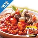 金品蘑菇蕃茄乳酪燉飯300g/盒【愛買冷凍】