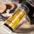 雙層水晶玻璃杯 Ac5999『毛菇小象』