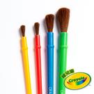 美國Crayola繪兒樂 刷具4支 麗翔親子館