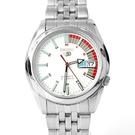 手錶 SEIKO類儀表板機械錶  柒彩年代【NES13】附贈禮盒+提袋