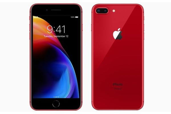 Apple iPhone8 Plus / Apple iPhone 8 Plus / i8p i8+ 64G 5.5吋 / 現金優惠價【紅】特別版
