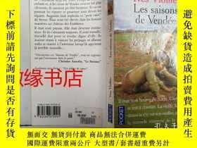 二手書博民逛書店Les罕見saisons de Vendée(有黃斑)Y1932