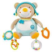 babyFEHN芬恩 - 飛行熊布偶玩具