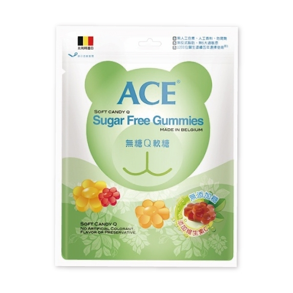ACE無糖Q軟糖_維奇