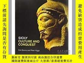 二手書博民逛書店Sicily:罕見Culture and Conquest 西西