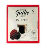 [COSCO代購] W125956 Cafés Guilis Dolce 膠囊咖啡組 64顆