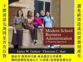 二手書博民逛書店Modern罕見School Business Administration: A Planning Approa