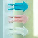 ♚MY COLOR♚移動門窗安全鎖 兒童 防護 鎖扣 保護 黏貼 窗戶 玻璃窗 阻擋 門片 居家 【N79】
