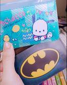 獨家港蝙蝠俠貨帕恰狗票卡套悠遊卡套零錢包禮物970306通販屋