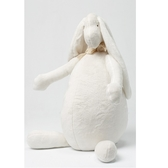 ROMSEY 英國風抗塵蹣玩偶抱枕系列-長耳兔 44*18*27cm-箱購
