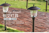 翰文太陽能草坪燈景觀庭院裝飾 戶外地插燈戶外小路燈別墅燈