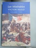 【書寶二手書T9/原文小說_LLQ】Les Miserables: Volume 2_Hugo, Victor